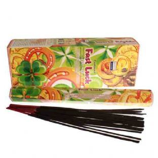 "Darshan ""Mystic Magic"" Incense Sticks: Fast Luck"
